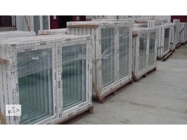 купить бу Пластиковые окна Rehau по низким ценам от производителя! в Киеве