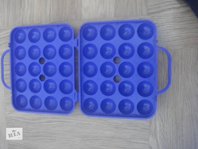 купить бу Пластиковый лоток для куриных яиц на 20 шт  в Ирпене