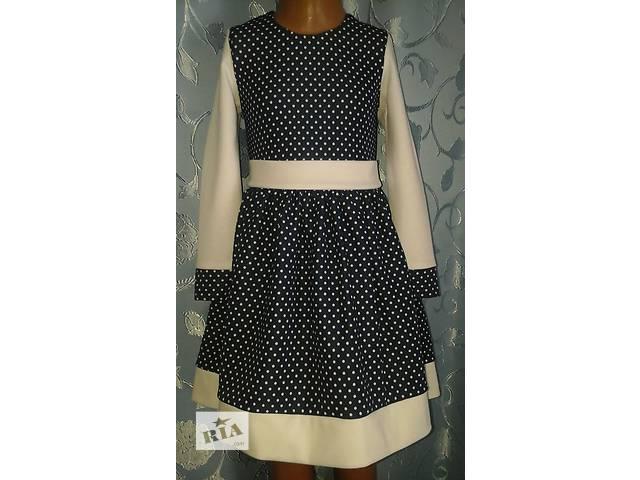 продам Платье детское, с манжетами, модель № 7 бу в Хмельницком