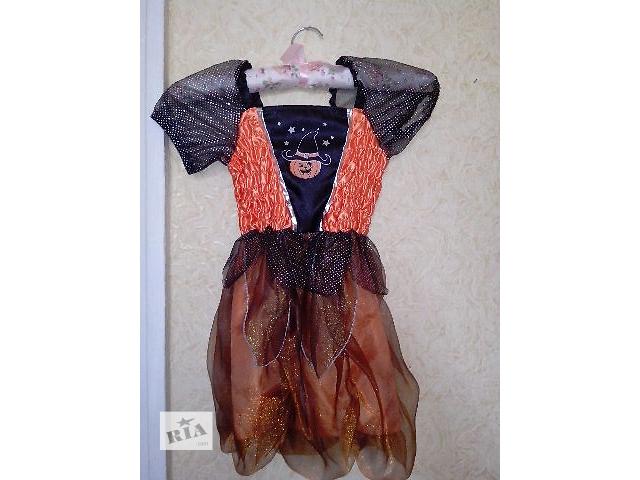 продам Платье для девочки бу в Запорожье