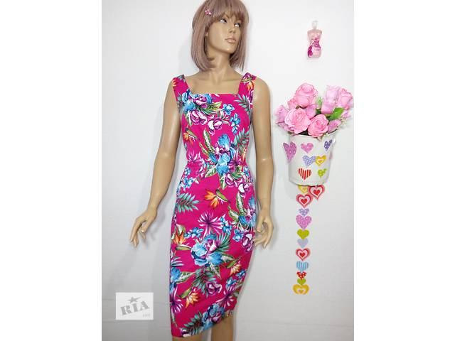 купить бу Платье карандаш хлопок George, р 14/XL в Одессе