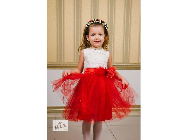 """купить бу платье красное, синее, розововое, белое """"Надийка"""" в Черновцах"""