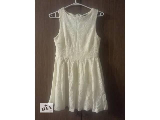 купить бу Платье милейшее кружевное в Киеве