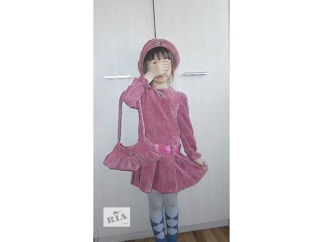 купить бу Платье на девочку 4-6 лет в Киеве
