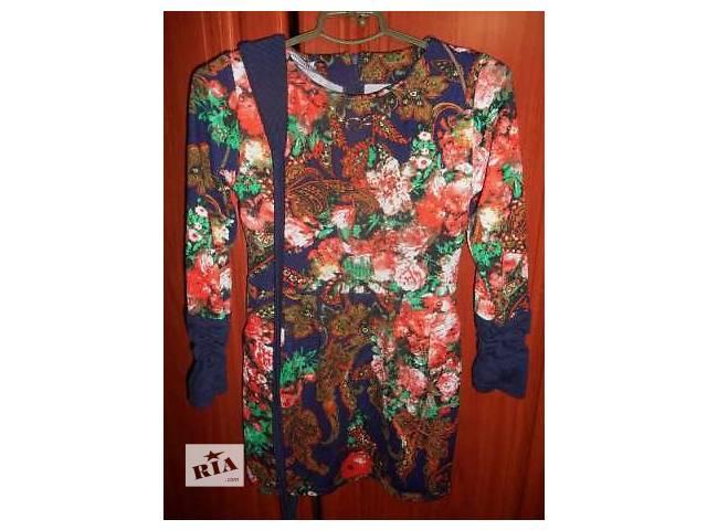 продам Платье на девочку бу в Томашполе