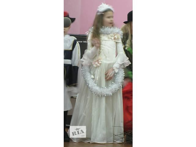 Платье нарядное для детского утренника или для других торжественных событий Платье для детских утренников других торжест- объявление о продаже  в Тернополе