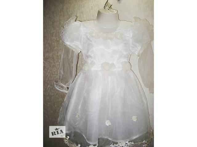 продам Платье новогоднее Снежинка бу в Киеве