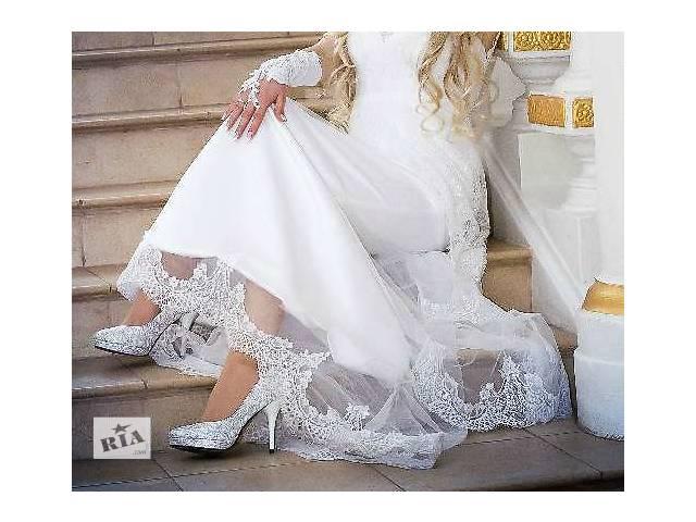 Платье от дизайнера- объявление о продаже  в Кривом Роге