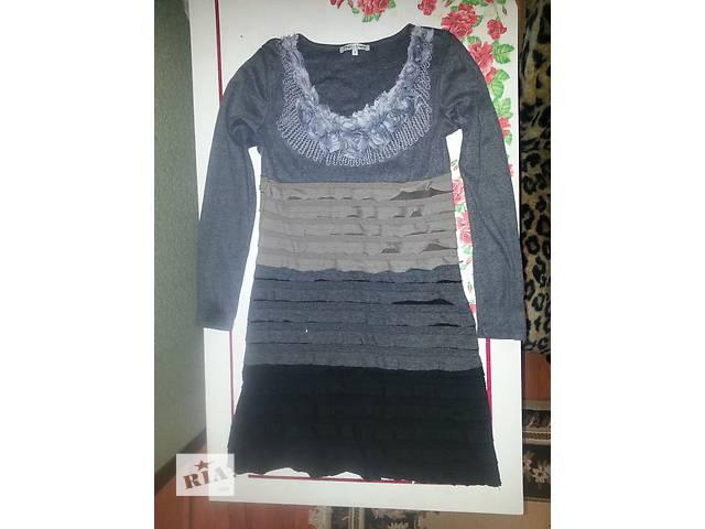 Платье с рукавом- объявление о продаже  в Умани