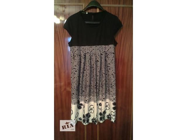 продам Платье с высокой талией и карманами бу в Запорожье