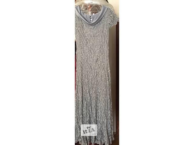 бу платье серебро в Киеве