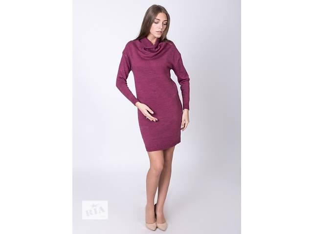 Платье шерсть- объявление о продаже  в Киеве