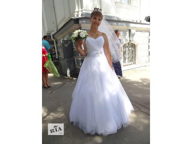 продам Платье свадебное бу в Херсоне