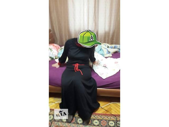 Платье теплое- объявление о продаже  в Запорожье
