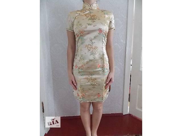 Восточное платье- объявление о продаже  в Пологах (Запорожской обл.)