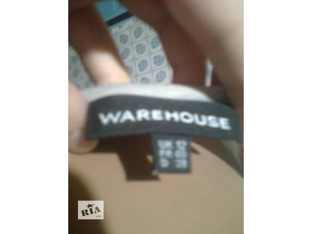 Платье в пол Warehouse- объявление о продаже  в Полтаве
