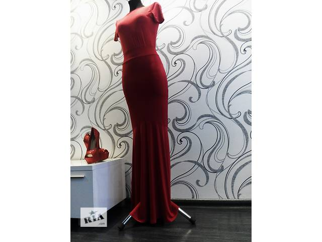 бу Платье в пол в Житомире
