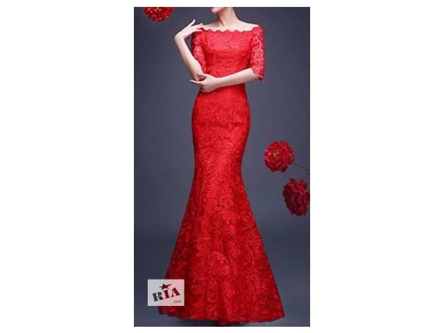 Платье вечернее- объявление о продаже  в Сумах