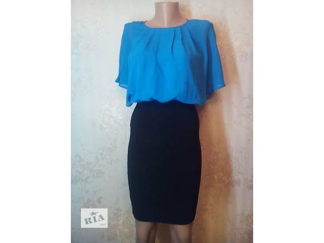 Платье*Волан*.- объявление о продаже  в Николаеве