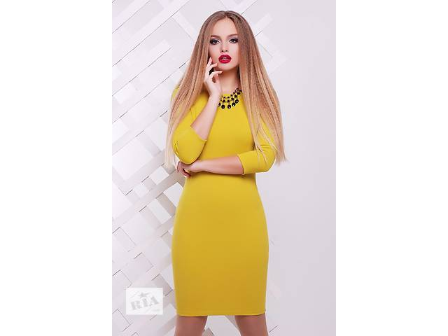 купить бу Платье жёлтое. Есть много красивых моделей. в Одессе