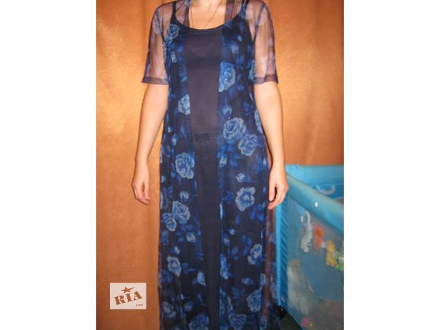 платье- объявление о продаже  в Донецке
