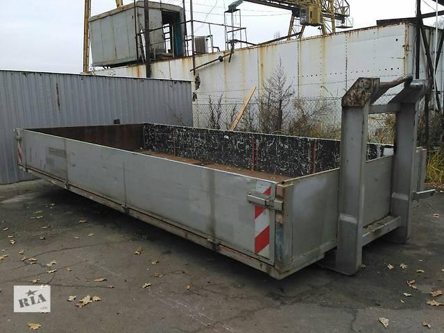 бу Платформа алюминиевая для мультилифта, кузов мультилифта в Киеве