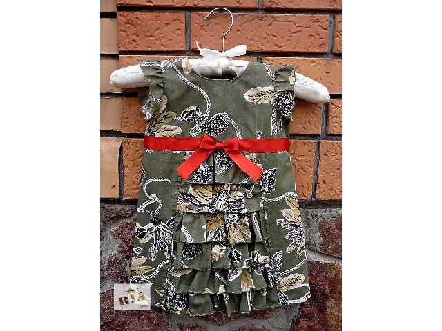 купить бу Платье для девочки в Киеве