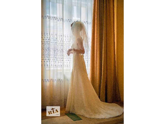 продам Платьице для маленьких НО Счастливых Невест бу в Львове