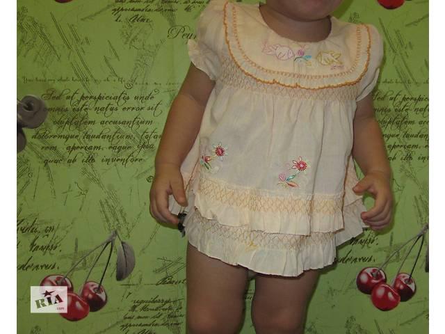 Платья детские- объявление о продаже  в Черкассах