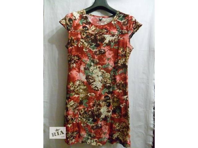 купить бу Цветное платье с карманами. в Кременчуге