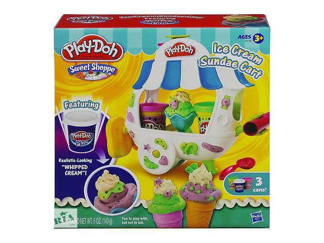 продам Play Doh фургончик мороженого бу в Одессе
