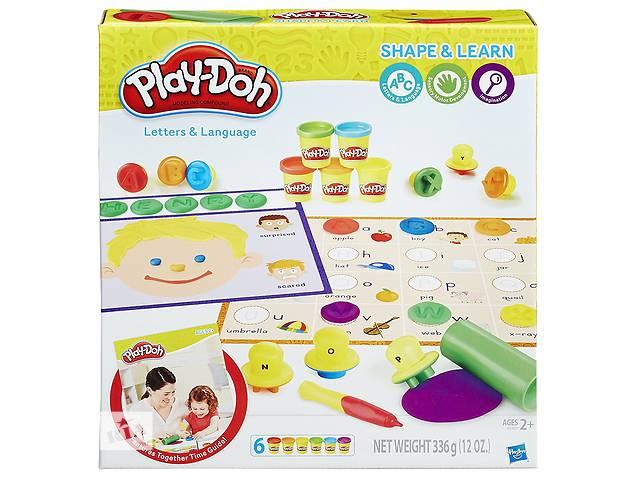 Play-Doh Letters and Language- объявление о продаже  в Киеве