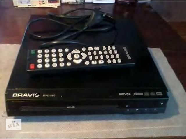 бу Плеер DVD+ DIVX Bravis -560 в Николаеве