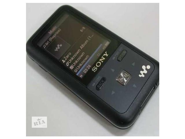 бу Плеер Sony Walkman NWZ-615F в Пологах