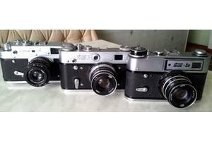б/в Пленочный фотоаппарат