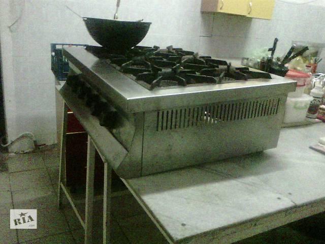 купить бу плита газовая в Мукачево