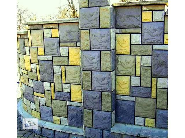 купить бу Плитка  фасадная  бетонная от производителя в Василькове