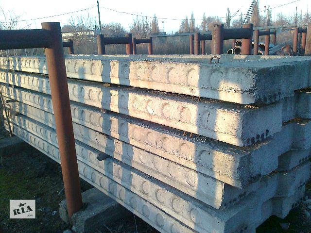 Плиты и блоки- объявление о продаже  в Днепре (Днепропетровск)