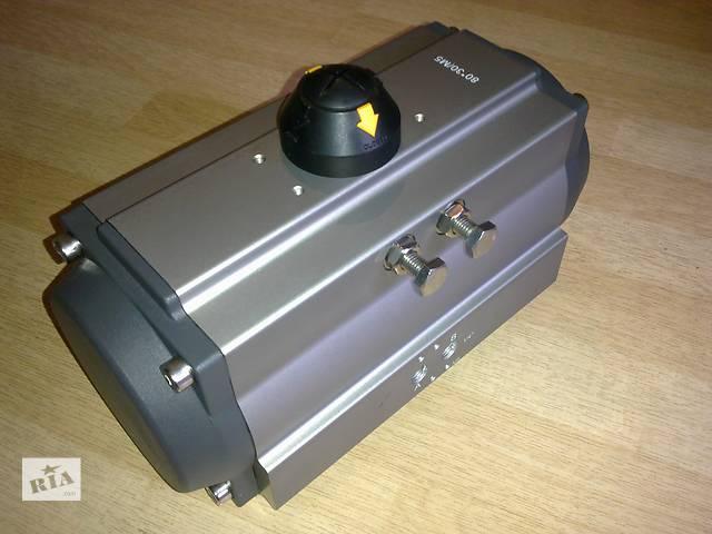 купить бу пневматический поворотный привод, актуатор  в Украине