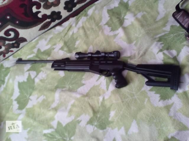 бу пневматична винтовка в Шепетовке