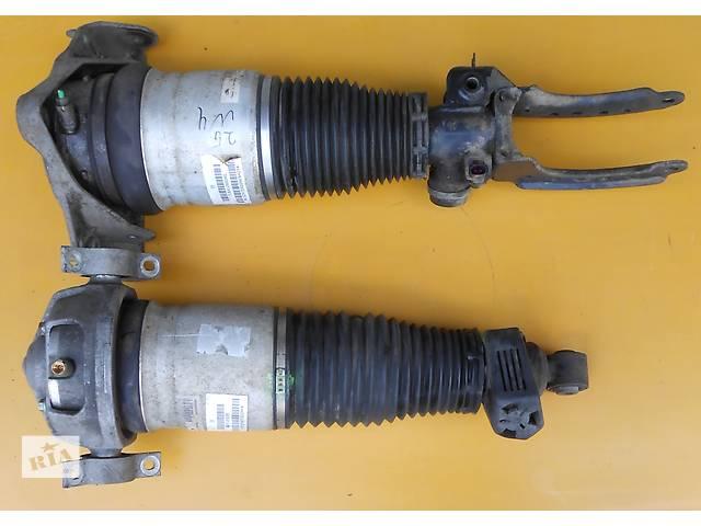 продам Пневмобаллон пневмостойка амортизатор передний правый 7L6412022AG VW Touareg Туарег бу в Ровно