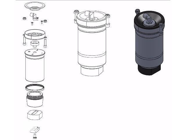 продам Пневмоподушка,пневмостойки для автомобилей по чертежам заказчика.Air bag бу в Киеве