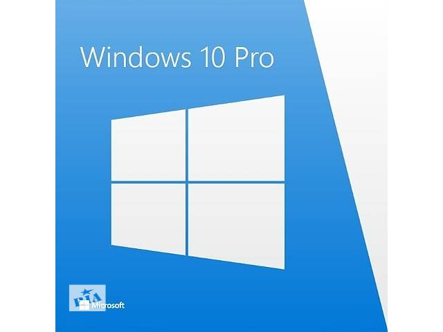 ПО Microsoft Windows 10 Pro 64-bit 1pk DVD OEM версия- объявление о продаже  в Тернополе