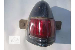 Новые Фонари подсветки номера ГАЗ 20