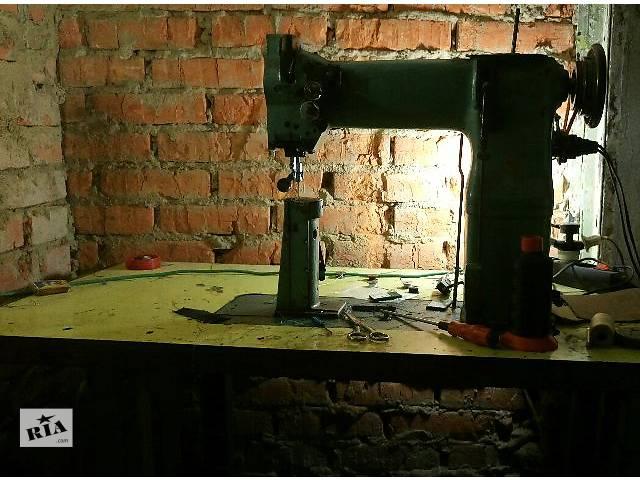 продам Бытовая обувная електромашинка 202-го класса бу в Виннице
