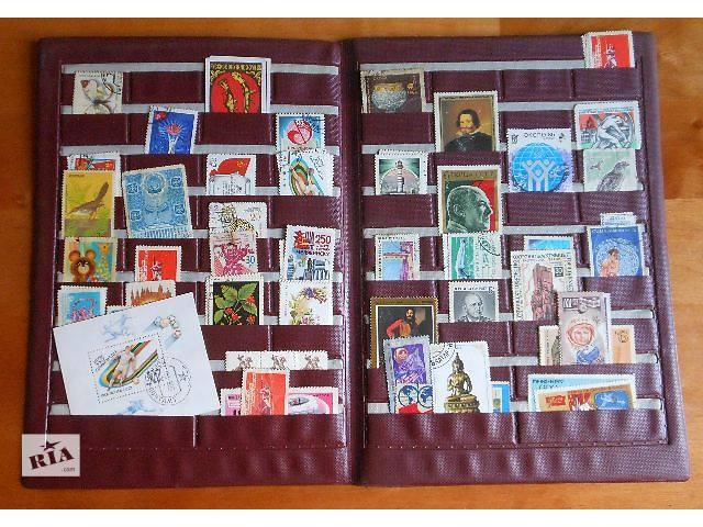 продам Почтовые марки бу в Апостолово