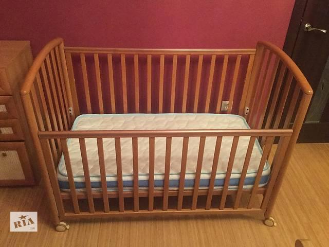 бу Подам детскую кроватку Pali (идеальное состояние, матрас- Италия) в Киеве