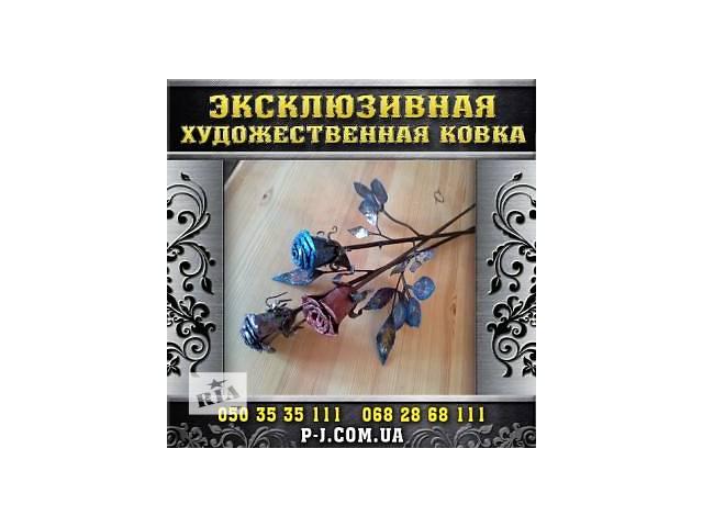купить бу Подарки на 14–е февраля, 8-е марта, ручная ковка, кованые изделия. в Мариуполе