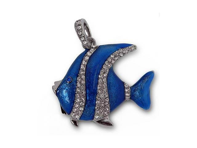 """Подарочная флешка со стразами """" Рыбка Скалярия """"- объявление о продаже  в Одессе"""