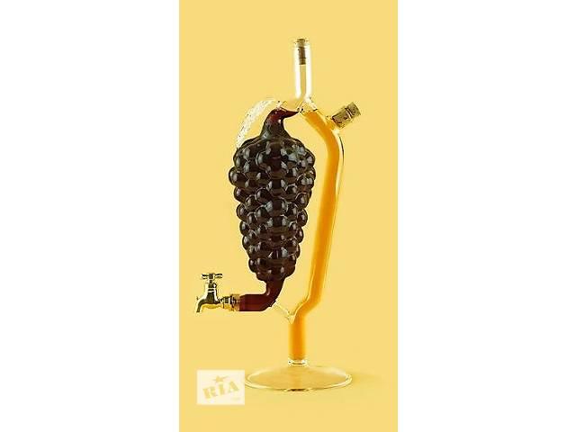 """Подарок """"Гроздь винограда"""" - изделие из стекла - стеклодувное мастерство- объявление о продаже  в Киеве"""
